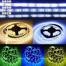 5M DC 12V 3528/5050/5630 Flexible LED Strip Lights Strip Lamp Chrismas Car Decor