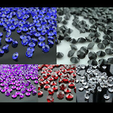 2000Pcs 4.5mm Wedding Party Decoration Scatter Table Crystals Acrylic Confetti