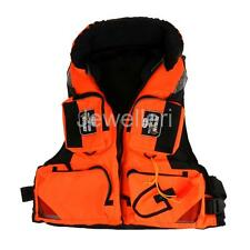 Sea Rock Fishing Detachable Vest Life Jackets with Multiple Pockets L/XL/XXL
