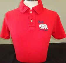 NEW MENS HOLLISTER MUSCLE FIT S/S POLO SHIRT,RED, PICK SIZE, ABERCROMBIE & FITCH