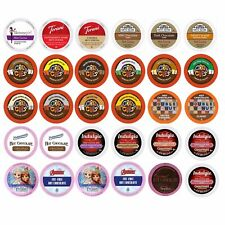 Hot Chocolate and Cocoa Single Serve Cups for Keurig K Cup variety pack sampler