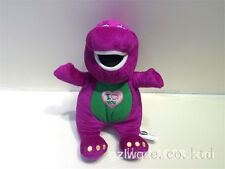 Barney Purple Dinosaur Plush Stuffed Animal Toy Doll for Kids