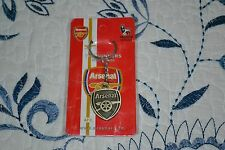 Arsenal Soccer Steel Metal Key Chain Football US Seller Ship Today !