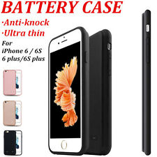 Charger Battery Case For iPhone 6 6S Plus Power Pack Cove Slim Backup External