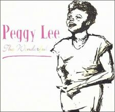 The Wonderful [Acrobat] by Peggy Lee