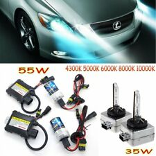 35W/55W Xenon HID Conversion Kit Headlight H1 H3 H7 H8/H9/H11 880 9005 H4-3 H13