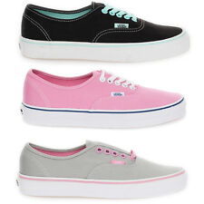 Vans Authentic Ladies Sneaker Shoes Skate Casual Shoes Classic Trainers