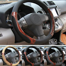 Emulsion Car Cover Car Styling Steering Wheel Cover Soft Handle Racing Wheel