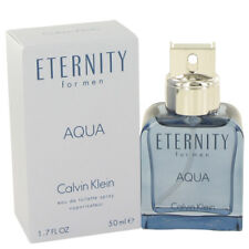 Eternity Aqua Cologne Calvin Klein CK Eau De Toilette EDT 1.7 3.4 6.7 oz Spray