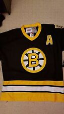 Vintage Bobby Orr Boston Bruins Black Jersey