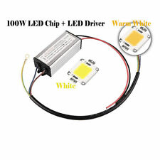 New High Power 100W LED SMD Chip Bulb with Waterproof Driver Supply DC20-40V