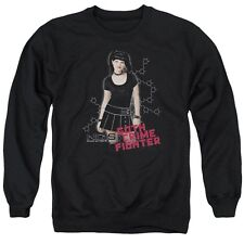 Ncis - Goth Crime Fighter Adult Crewneck Sweatshirt