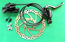 PROMAX Mountain Bike Front 160mm  Hydraulic Disc Brake, Front only. Right hand
