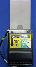 MARS MEI AE2411 115 VOLT UP STACKER BILL ACCEPTOR VAIDATOR WITH FLASHPORT AND