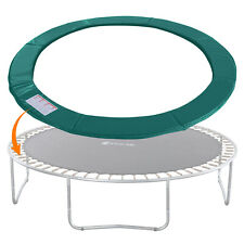 Trampoline Replacement Safety Pad Frame Spring Round Cover CP12G-16G Green