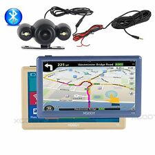 "XGODY 7"" Truck Car GPS Navigation+Reversing view Backup Camera+Bluetooth 8GB"