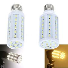 2X 15W E27 60 5630 SMD 2400LM 360°LED Corn Bulb Light Lamp 220V Corridor O7V3