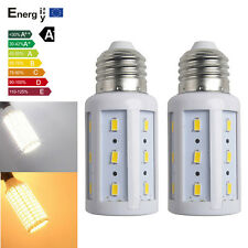 110V/220V E26 E27 24 LEDs 5W 5630 SMD LED Corn Bulb lamp cool warm white light