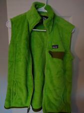 Patagonia Womens Re-Tool Vest - LNX Green