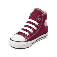NEW Converse Chuck Taylor All Star Hi Sneaker MAROON TODDLER High Shoe