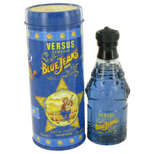 Blue Jeans Cologne By Versace Mens Fragrance Eau De Toilette EDT 2.5 oz Spray