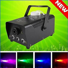 Fog Smoke Effect Machine Fogger 400w Party Club Disco DJ Effect Stage Machine