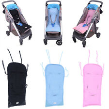 Winter Baby Stroller Cushion Pads Warm Seat Liners Pushchair Pram Car Seat Mat