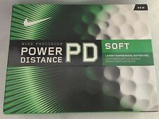 NIKE PRECISION POWER DISTANCE SOFT  12 GOLF BALLS