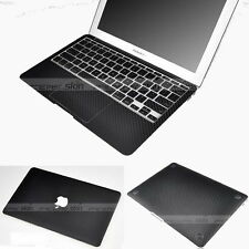 Carbon Fiber Skin Cover Palm-Rest Guard Screen Protector fr MacBook Air 11 A1465