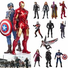 Marvel The Avengers Captain America Civil War Iron Man Action Figure Xmas Gifts