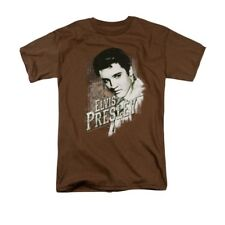 Elvis Presley - Rugged Elvis Adult T-Shirt