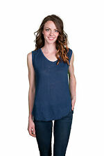 Velvet by Graham and Spencer Caida Scoopneck Tank Top