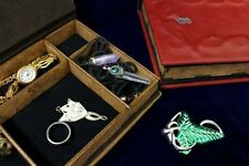 Lord Of The Rings Jewelry Box Replica – Red Book Of Westmarch Hobbit LOTR