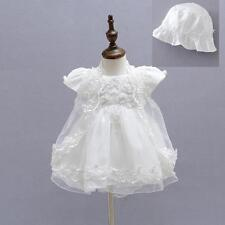 Sequin Beaded Christening Dress New Born Baby Christening Gown Baptism Dress