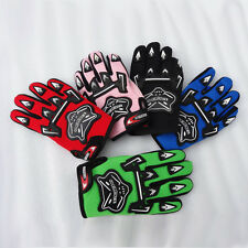 Youth/Peewee Kids MX Motocross Off-Road ATV Dirt Pit Bike Gloves Cycling zu3