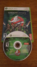 GHOSTBUSTERS: THE VIDEO GAME FOR XBOX 360 (MICROSOFT XBOX 360) GOOD CONDITION