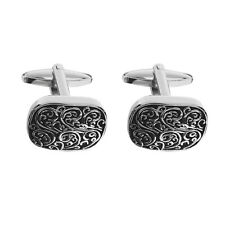 Vintage Cufflinks Roman Totem Cuff Link Wedding Party Gifts for Men Costume