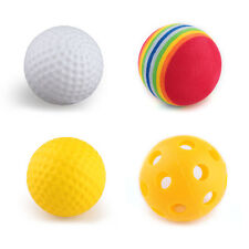 20/30/50pcs Golf Tennis Practice Training Ball Indoor Sports PP White Yellow
