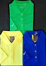 NEW MENS NIKE GOLF BODY MAPPING POLO SHIRT, PICK A COLOR AND SIZE, $75