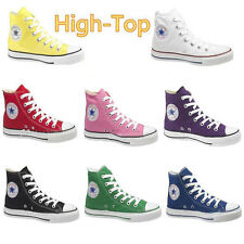 High Top Men&Women Sneakers Classic Casual Canvas Athletic Shoes