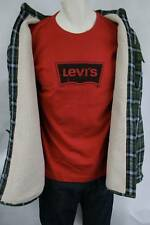 Levis  Flannel Fleece Lined Shirt /Jacket   Green  (L)  Levi's