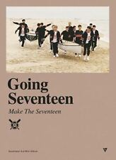 Seventeen 3 mini - Going Seventeen (MAKE THE SEVENTEEN VER) CD,1 Poster (option)