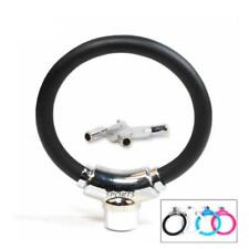 Mini Secure Anti-theft Cable Bicycle Bike Lock Steel Ring Padlock with 3 Keys