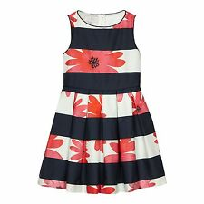 J By Jasper Conran Kids Girls' Multi-Coloured Floral Print Dress From Debenhams