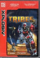 Tribes 2 (PC-CD, 2003) for Windows - NEW in DVD BOX