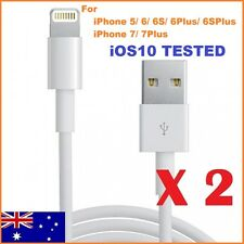 8Pin USB Data Lightning Cable Charger for iPhone 5 6 6Plus 7 iPad 4 Mini (white)