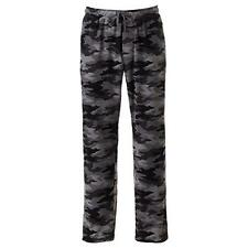 Croft & Barrow® Mens' Microfleece Camo Lounge Pants