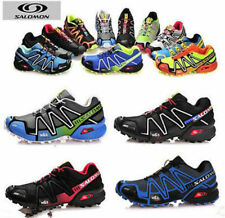 Hot Men's Salomon Speedcross 3 Athletic Running Sports Outdoor Hiking Shoes