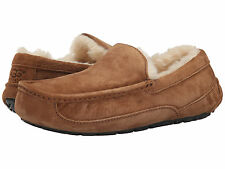 Men UGG Australia Ascot Suede Slipper 5775 Chestnut 100% Authentic Brand New