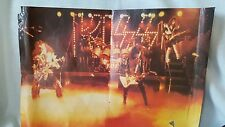 Vintage KISS POSTER HIT PARADER DESTROYER Magazine Pull-Out Poster Only